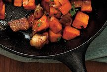 Sweet Potatoes! / This board goes out to all the healthy, roasted, baked, mashed, delicious, perfect sweet potatoes out there.