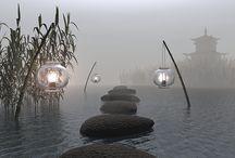 Zen gardens / I love zen gardens