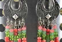 Earrings / Handcrafted, one-of-a-kind earrings www.tropicallyinclined.com https://www.tropicallyinclined.com/collections/earrings
