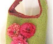 knifty knits / by Pamela Walker