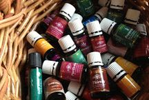 Essential Oils / by Cristina Howell