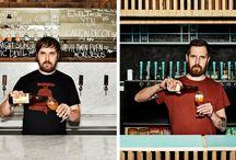 Alcohol and drinkables / Oluen valmistukseen ja juontiin liittyvää matskua