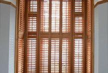 Cedar Shutters / Choose Cedar Shutters For The Natural Wood Look