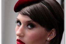 The International make-up Academy / Photos of our work.