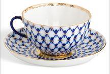 Teacups and Mugs