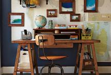 Working At Home Spaces / Personalize YOUR Work Space at Home