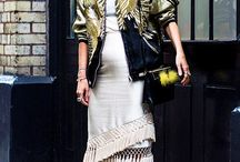 Bomber Jacket Outfit Spring