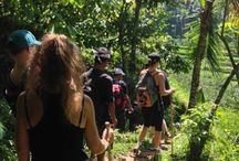 Trekking at Sharing Bali