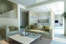 Guesthouse on Azov coast (1) / Chief architect: Telemak ANANYAN, Ph.D. Architects: Gohar ISAKHANYAN, Zohrab BAUER, Argina KOCHKOYAN 3D modeling and visualization: Karen AGHAJANYAN, Ph.D., Diana AGHAJANYAN, Diana MARUTYAN