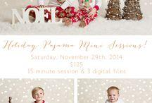 Studio Portraits - Christmas