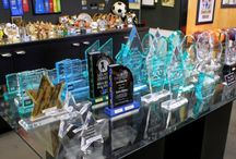 Acrylic Awards / Lou Scalia's Awards has an enormous selection of acrylic awards. Carefully crafted in the finest quality materials, then laser engraved with your logo, message and/or achievement, acrylic awards come in any shape, size or color of your choosing. Fast Turn-around, low cost guaranteed. www.louscalias.com/products/acrylic-awards/