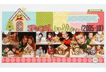 Scrapbooking Double Pages