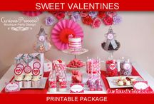 Valentines at Curious Princess