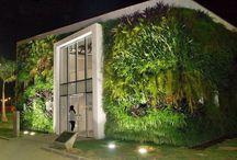 Jardins / Sempre quis saber as tendências de paisagismo, o que combina com a frente ou o quintal da sua casa? Aqui você vai encontrar diversas fotos de projetos feitos pelos melhores paisagistas do Brasil para deixar o seu cantinho com muita graça e estilo.