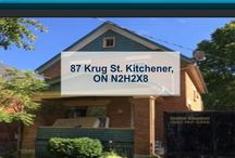 87 Krug St. Kitchener, ON N2H2X8 / MLS# 30536897  ATTENTION INVESTORS THIS 3 BEDROOM, 1 BATH HOME IS PERFECT FOR YOUR NEXT PROJECT. CENTRAL LOCATION, ON BUS ROUTE AND CLOSE TO ALL AMENITIES. ... BOOK A SHOWING TODAY!!!  Book your private showing today! Call us for more information 519-772-4144 | info@ShawRealtyGroup.com For more info visit http://goo.gl/gSNaud