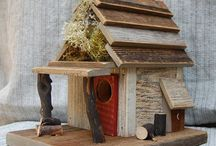 Pallet House / Pallets Ideas, Designs, DIY, Recycled, Upcycled Pallet Plans And Projects.
