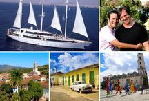 Cuba Feb. 14 - 21, 2015 / Brand g Vacations is pleased to introduce our 2015 People-to-People Exchange Program, Cuba: Havana to Cienfuegos aboard the S/C Panorama.The program offers a perfect combination of inspiring places and rich history in the comfort of an all-gay environment.