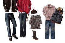 Family Clothing/Pose Ideas