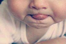 Baby Blue Eyes / Bebê Olho Azul