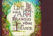 ART LOVE / ArT thAt SpeaKs to Me / by Vicki @More Powerful Beyond Measure