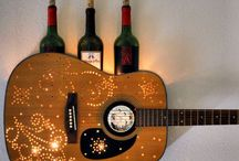 guitar upcycle