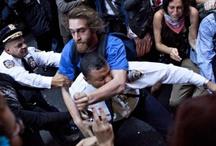 Occupy Wall Street gone bad / by Derek Trovillion