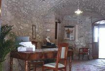 Interior Cascina Crocelle