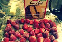 Tasty Dessert Ideas / by Rachel Ricke
