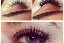 Lash eye