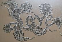 Henna art / by Asha Rani