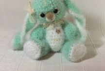 RRRinka's toys / Amigurumi toys by RRRinka for you & your kids