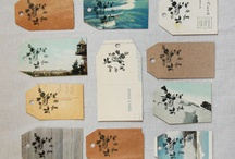 stationery / notebooks, tags, cards and more