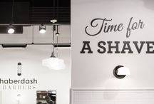 """The Barber Archives / Our friends at Imperial Barber Products U.S.A. have selected Haberdash Barbers to feature on their blog, """"The Barber Archives."""" / by Haberdash Men's Shop"""