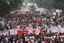 ACTIVIDADES / Algunas imágenes de manifestaciones