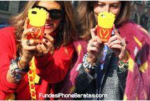 Colección Patatas Fritas MC Donalds - FundasiPhoneBaratas.com