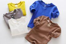 Kids Tshirts / Ozkiz mantoman Tshirts, popular products in Korea, even for Korean kids actress.