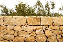 Dry Stone Walls - Muri a Secco / Raccolta di Lavori Muri in Pietra a Secco