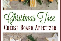 Holiday appetizers christmas