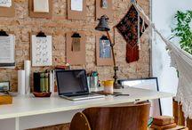 Decor- home office
