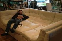 TV room couches