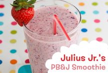 Yum-tastic Julius Jr. Recipes / Our favorite Julius Jr. recipes! / by Julius Jr.