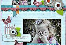 DIY-Scrapbooking / by Leonie Fowler