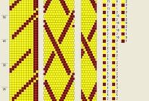 Háčkované dutinky vzory