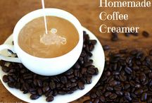Coffee Creamer Recipes / I'm always looking for new ways to add creamer to my teas. / by Zinnada Hodges