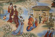 "Oriental Traditions 7 by Robert Kaufman / Robert Kaufman Fabrics - ""Oriental Traditions 7"""