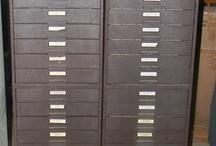 šuplíková skříň arbor