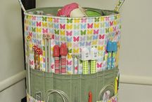 Buckets/Baskets/Storage / Sewing