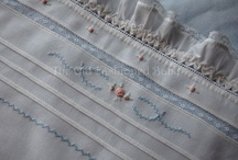 Heirloom sewing & my Viking / Sewing / por Monica Woolbright