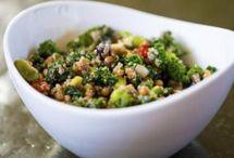 recettes salades été