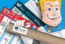Wonderful Wallplanners